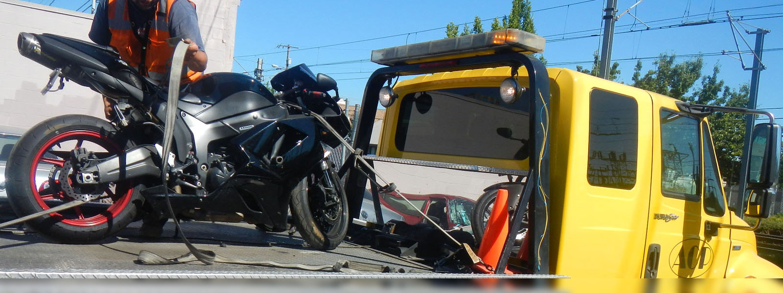 Portland Light Duty Towing Services Lowest Rates Call Us Today At 503 309 6016